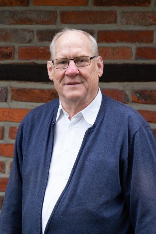 Fraktionssprecher Werner Bönning