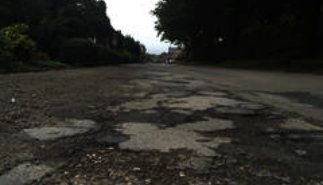 Straßenasubau Schultenrott