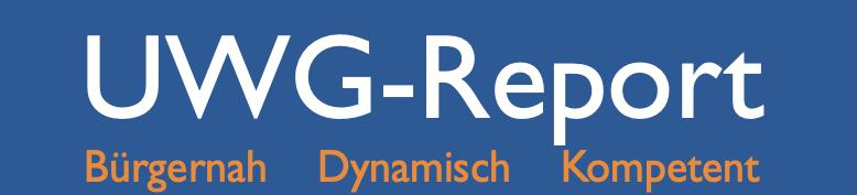 UWG Report 08-2020